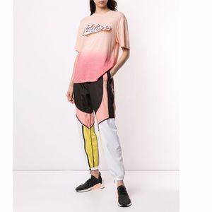 PE NATION Runout Colorblock Track Pants Sz S